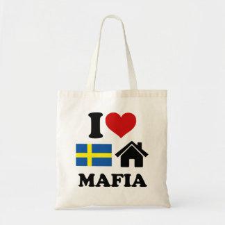 Música sueca de la casa bolsas