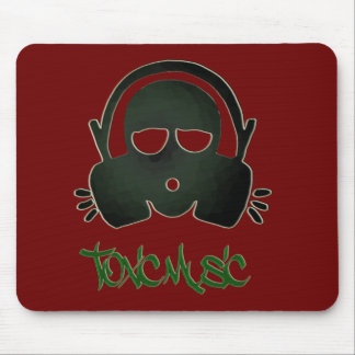 Música tóxica tapete de ratones