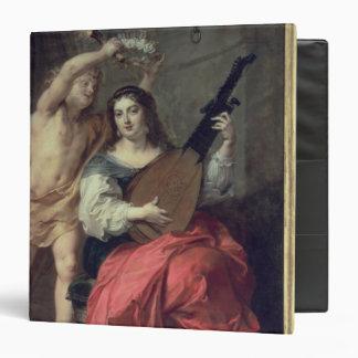 """Música y amor, 1652 carpeta 1 1/2"""""""