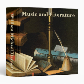 Música y literatura por Harnett, realismo del