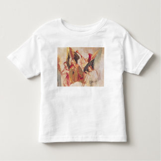 Musical Angels Toddler T-shirt