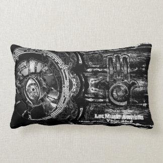 Musical Awakening Throw Pillow