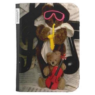 Musical bears kindle 3 covers