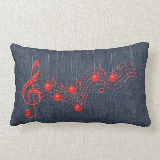 Musical Celebration Pillow