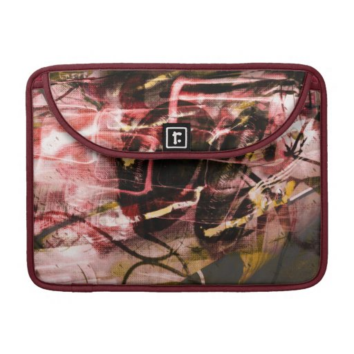 Musical Chaos Sleeve For MacBook Pro