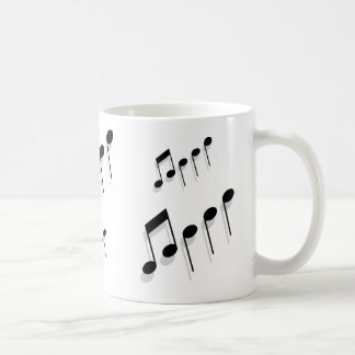Musical coffee cup