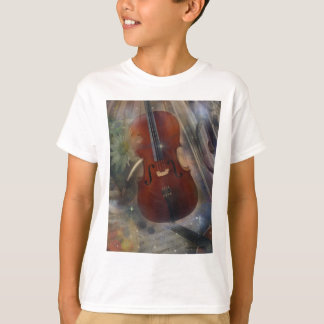 Musical Collage by Barbara Landrith T-Shirt