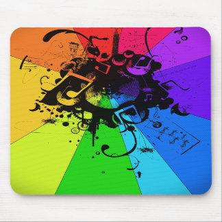 Musical Colour Mousepad