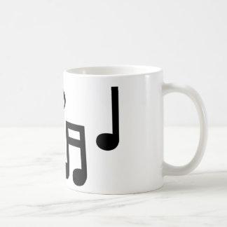 Musical comedy You notice Coffee Mug