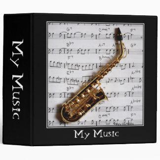 "Musical Customizable 2"" Binder/Album Binder"