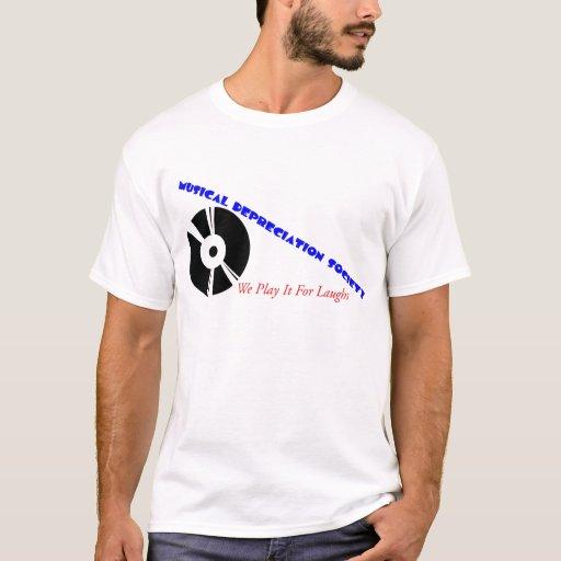 Musical Depreciation Society T-Shirt