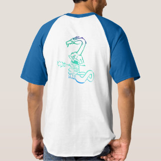 Musical dragons t-shirt