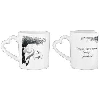 Musical Dreams Couples Coffee Mug