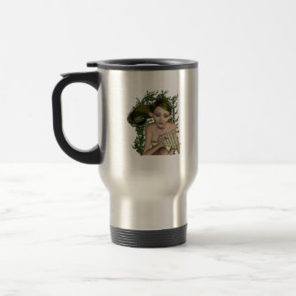 Musical Elf  Travel Mug