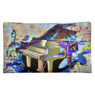 Musical Explosion Cosmetic Bag