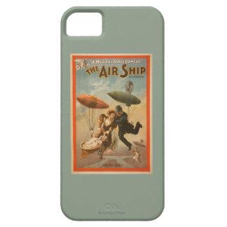 Musical Farce Comedy, The Air Ship Theatre 2 iPhone 5 Case