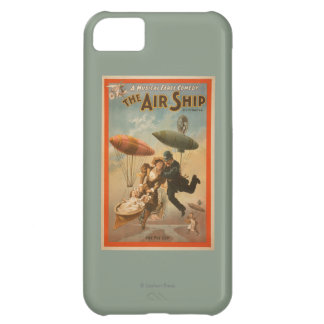Musical Farce Comedy, The Air Ship Theatre 2 Case For iPhone 5C