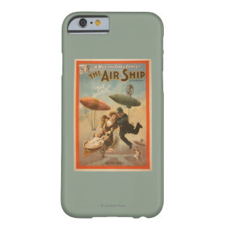 Musical Farce Comedy, The Air Ship Theatre 2 Barely There iPhone 6 Case