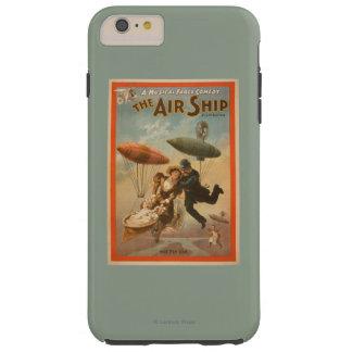 Musical Farce Comedy, The Air Ship Theatre 2 Tough iPhone 6 Plus Case
