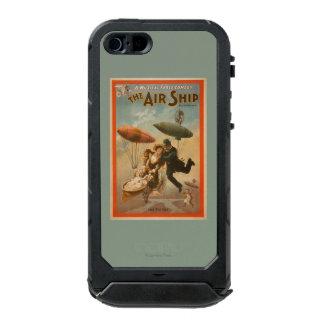 Musical Farce Comedy, The Air Ship Theatre 2 Incipio ATLAS ID™ iPhone 5 Case
