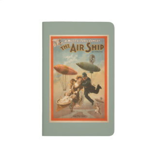 Musical Farce Comedy, The Air Ship Theatre 2 Journal