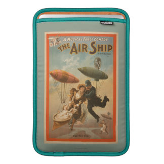 Musical Farce Comedy, The Air Ship Theatre 2 MacBook Air Sleeve