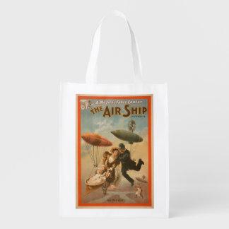 Musical Farce Comedy, The Air Ship Theatre 2 Market Totes