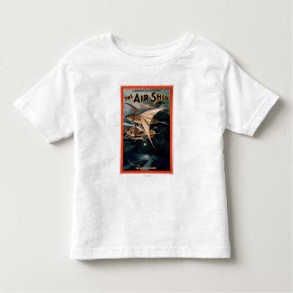 Musical Farce Comedy, The Air Ship Theatre Toddler T-shirt
