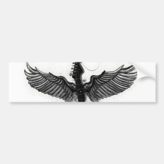 Musical Freedom Bumper Sticker