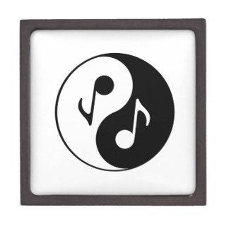 Musical Fusion Keepsake Box