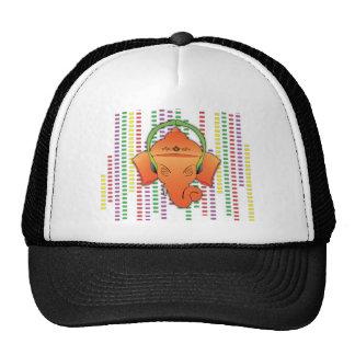Musical Ganesh Cap Hats