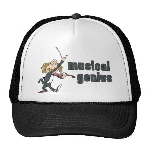 Musical Genius Trucker Hat