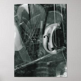 Musical - impresión de la foto póster