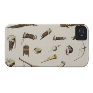 Musical instruments belonging to negro slaves (col iPhone 4 case