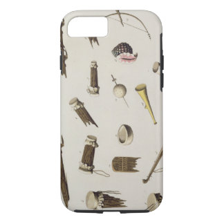 Musical instruments belonging to negro slaves (col iPhone 8/7 case