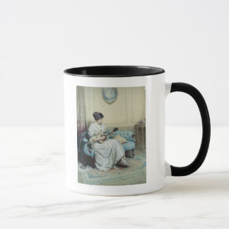 Musical interlude, 1917 mug