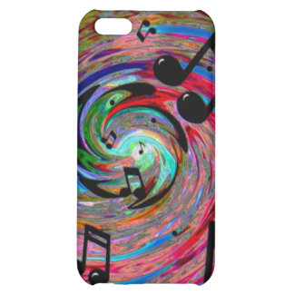 Musical Case For iPhone 5C