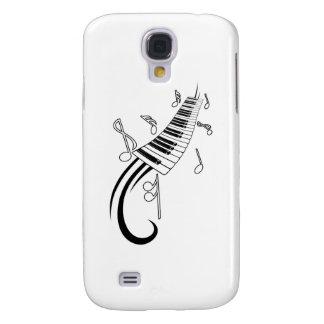 Musical Keys Samsung S4 Case