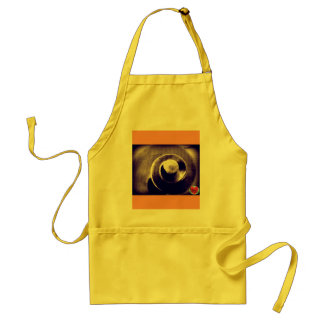 Musical Lifetimes Cello Scroll Cooking Apron