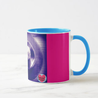 Musical Lifetimes Cello Scroll Drinking Mug