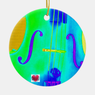 Musical Lifetimes Ceramic Cello Music Decoration
