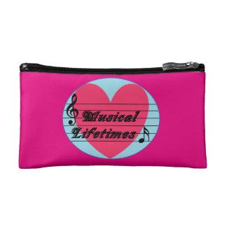 Musical Lifetimes Original Cosmetics Bag