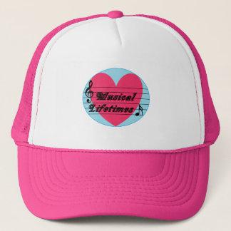 Musical Lifetimes Original Music Cap Hat
