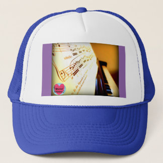 Musical Lifetimes Piano Keys Cap