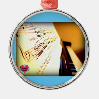 Musical Lifetimes Piano Keys Hanging Decoration