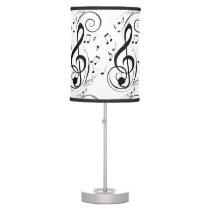 Musical Lighting Table Lamp