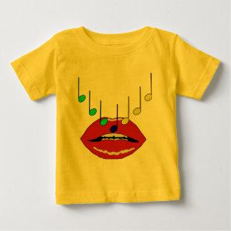 Musical Lips Baby T-Shirt