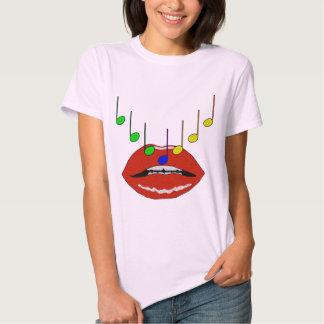 Musical Lips T-Shirt