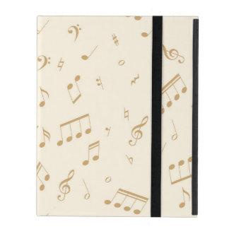 Musical Magic iPad Folio Cases