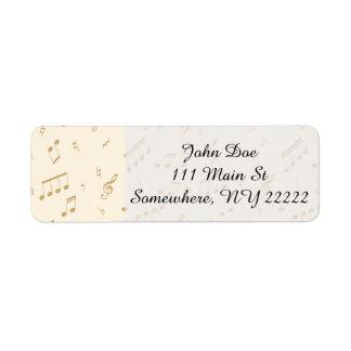 Musical Magic Label